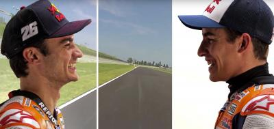 A new Challenge for Marc Marquez and Dani Pedrosa