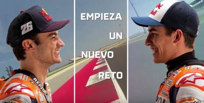 Un nuevo reto para Marc Márquez y Dani Pedrosa
