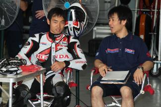 Hiroshi Aoyama, HRC - 2016 Sepang MotoGP™ Private Test - Day 1