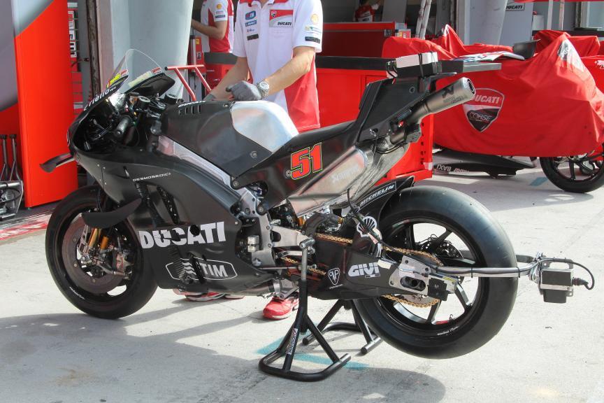 Ducati - 2016 Sepang MotoGP™ Private Test - Day 1