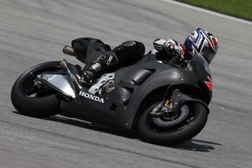 Hiroshi Aoyama, 2016 Sepang MotoGP™ Private Test - Day 2