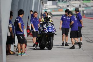 Photo Gallery: i test privati ​​a Sepang