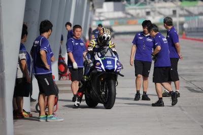 Photo Gallery: Private Testing at Sepang