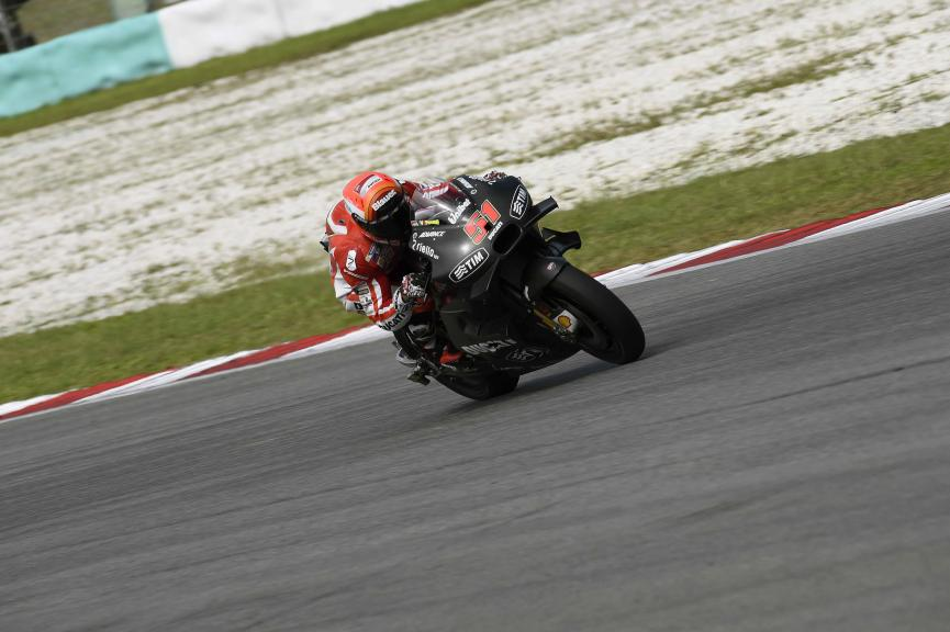 Michele Pirro, 2016 Sepang MotoGP™ Private Test - Day 2