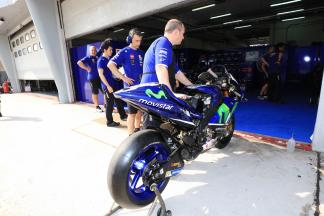 Movistar Yamaha MotoGP, 2016 Sepang MotoGP™ Private Test - Day 2
