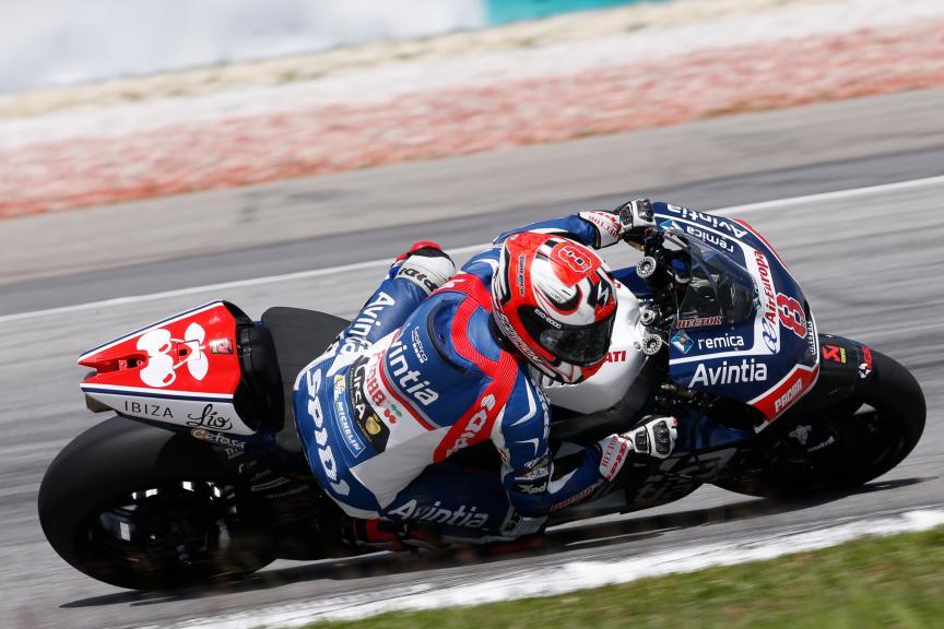 Hector Barbera, Avintia Racing, 2016 Sepang MotoGP™ Official Test