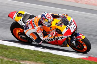 "Pedrosa: ""We still need to work more to improve the feeling'"