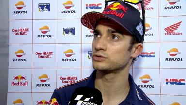 Pedrosa: 'We have some problems'