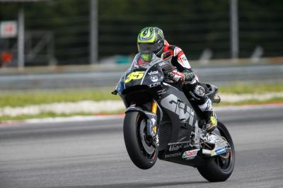 "Crutchlow: ""We still have a long, long way to go'"