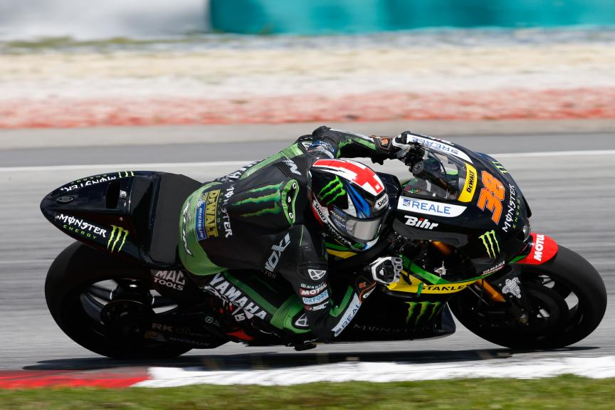 Bradley Smith, Monster Yamaha Tech 3, 2016 Sepang MotoGP™ Official Test