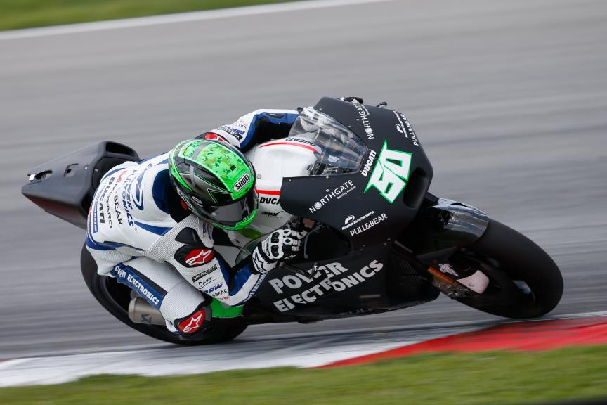 Eugene Laverty, Aspar MotoGP Team, 2016 Sepang MotoGP™ Official Test