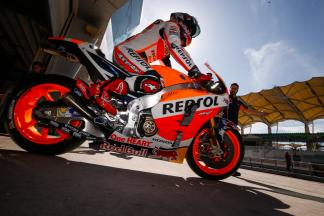 Marc MArquez, Repsol Honda Team, 2016 Sepang MotoGP™ Official Test