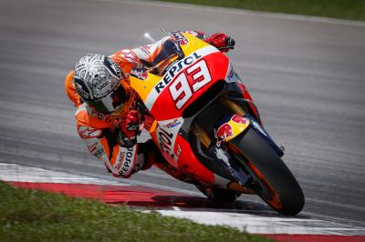 "Marquez: ""We still have a lot of work to do"""