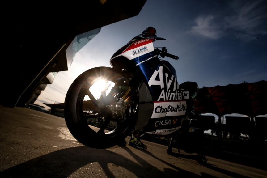 Avintia Recing, 2016 Sepang MotoGP™ Official Test
