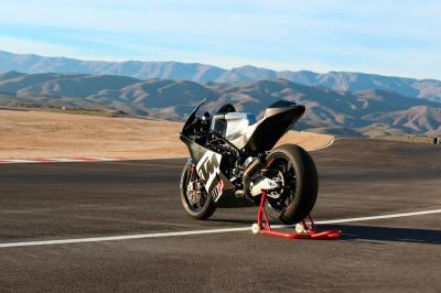KTM y WP desarrollan un prototipo para Moto2™