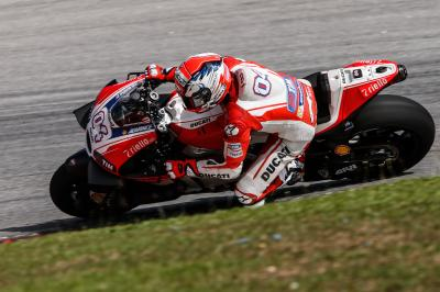 "Dovizioso: ""We are still a bit off the pace"""