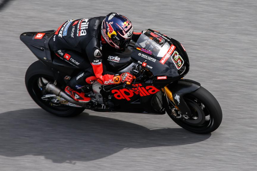 Stefan Bradl, Aprilia Racing Team Gresini, 2016 Sepang MotoGP™ Official Test