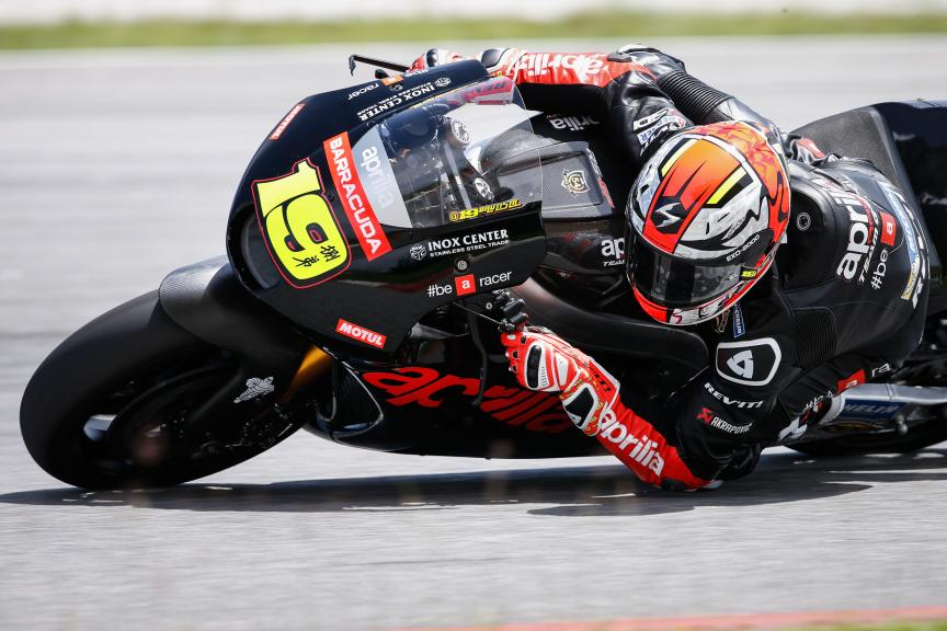 Alvaro Bautista, Aprilia Racing Team Gresini, 2016 Sepang MotoGP™ Official Test