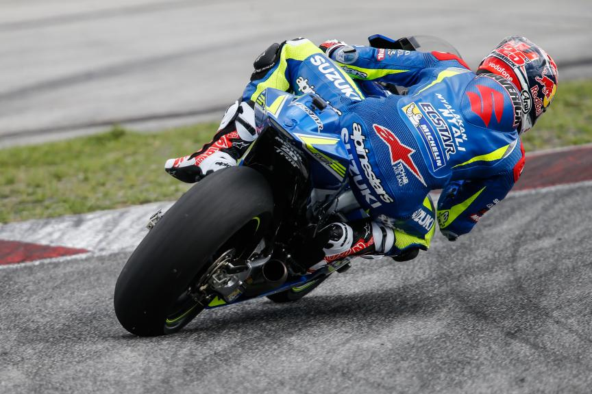 Maverick Viñales, Team Suzuki Ecstar, 2016 Sepang MotoGP™ Official Test