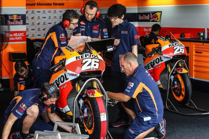 Dani Pedrosa, Repsol Honda Team, 2016 Sepang MotoGP™ Official Test