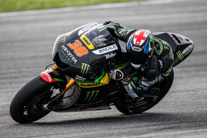 Bradely Smith, Monster Yamaha Tech 3, 2016 Sepang MotoGP™ Official Test