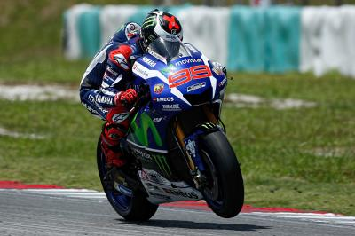 "Lorenzo: ""It's been a little bit difficult"""