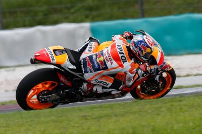 "Pedrosa: ""We are growing"""
