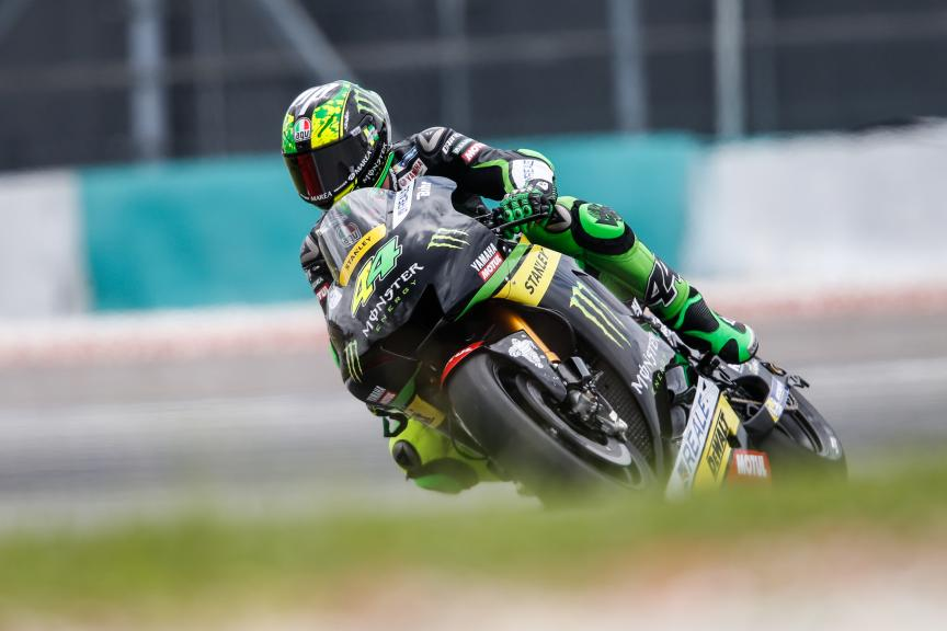 Pol Espargaro, Monster Yamaha Tech 3, 2016 Sepang MotoGP™ Official Test