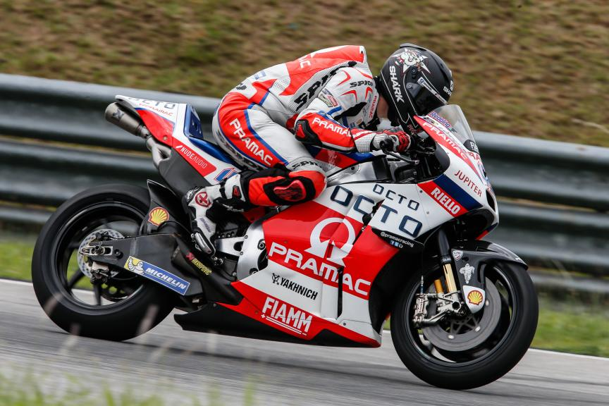 Scott Redding, Octo Pramac Racing, 2016 Sepang MotoGP™ Official Test