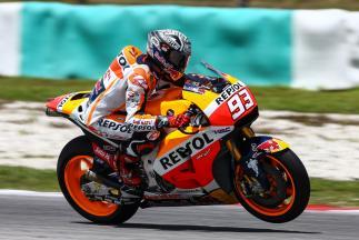 Marc Marquez, Repsol Honda Team, 2016 Sepang MotoGP™ Official Test