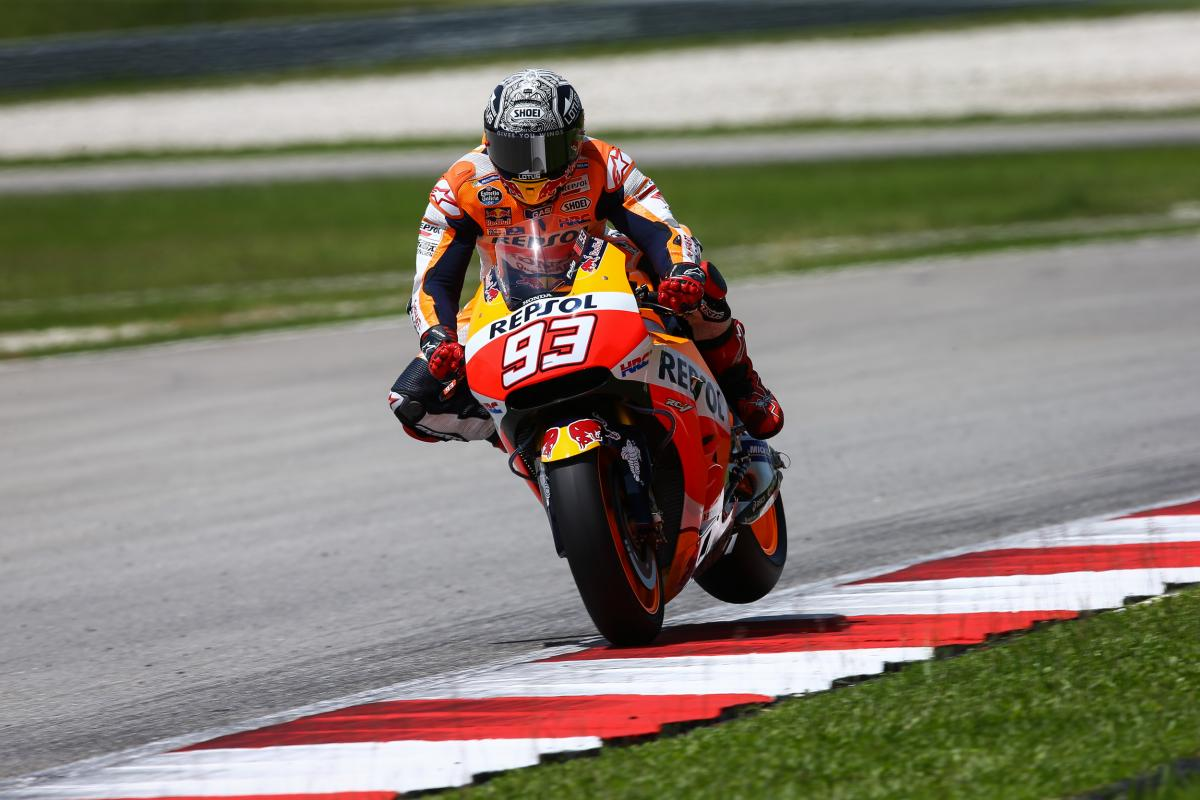 "Marquez: ""We are still far from where we'd like"" 