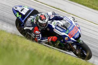 Lorenzo sets the pace as the Sepang test comes to a close