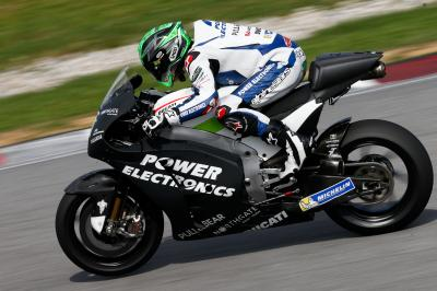 """Laverty: """"It hasn't been the best test for us"""""""