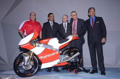 Mahindra Racing dévoile sa nouvelle MGP3O Moto3™