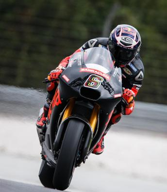 "Bradl: ""We are collecting data for the new bike"""