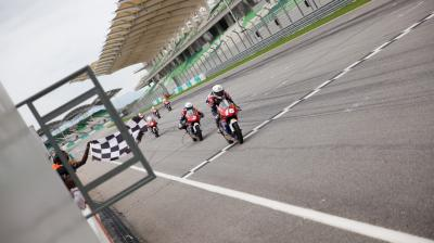 La Shell Advance Asia Talent Cup revient à Sepang
