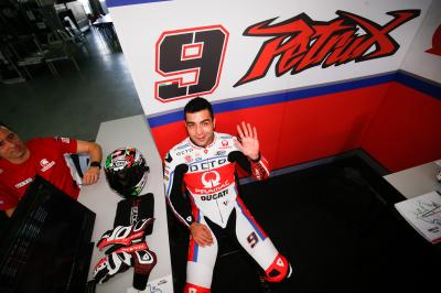 "Petrucci: ""Ducati have definitely made some investments"""