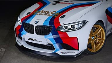 BMW presenta el Safety Car de MotoGP™ 2016