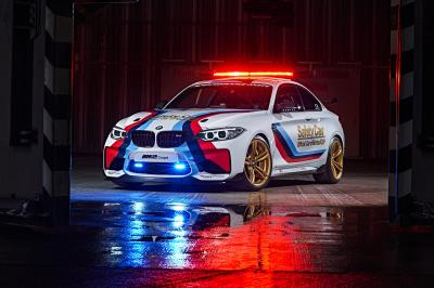La BMW M2 è la nuova Safety Car MotoGP™ 2016