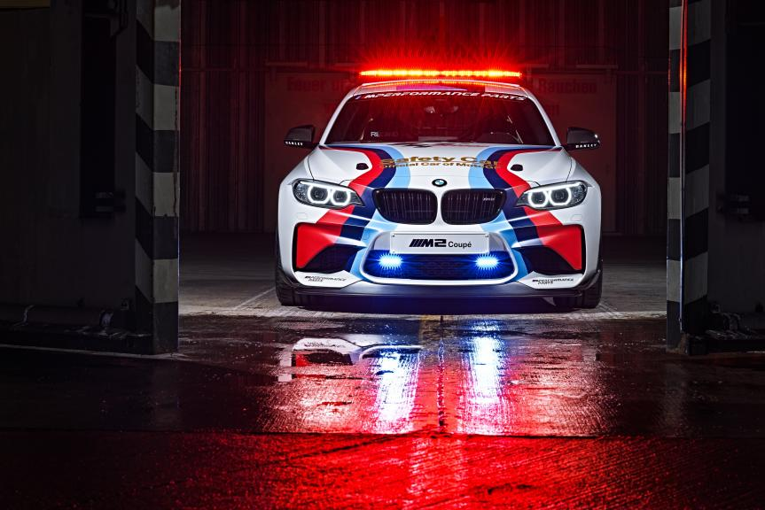 2016 BMW M2 Safety Car