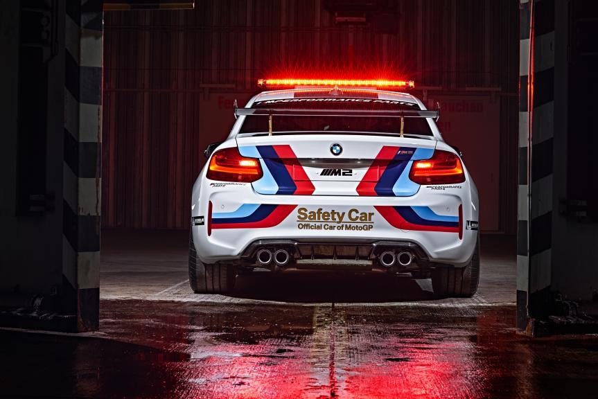 2016 BMW M2 Safety Car