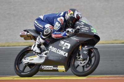 "Bastianini: ""Finally the races are approaching!"""