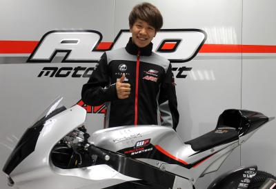 Tetsuta Nagashima joins Ajo Motorsport Academy for CEV