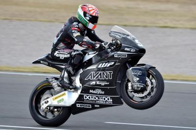 "Zarco: ""The team told me that I had a good pace"""