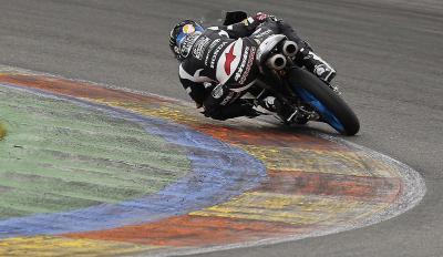 Finaliza en Valencia el test privado de Moto2™ y Moto3™.