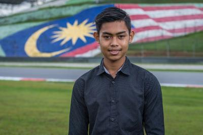 Malaysian rider Norrodin makes Moto3™ debut