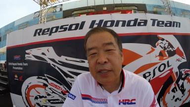 """Nakamoto: """"Für Honda ist das sehr wichtig'"""