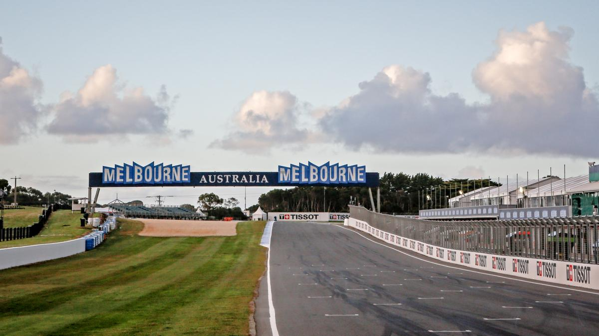 MotoGP™ back on track for Phillip Island test