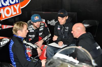 Les essais privés Moto2™, Moto3™ s'achèvent à Jerez