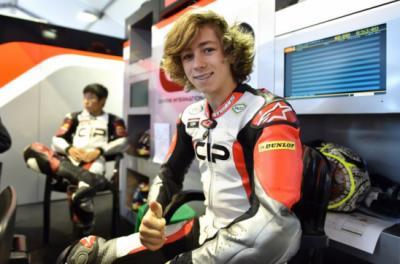 Remy Gardner correrá en el FIM CEV Repsol de Moto2